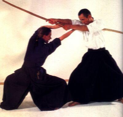 Iaidō, El arte Marcial Del desenvainado de katana Bokken